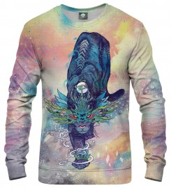 Aloha From Deer, SPECTRAL CAT SWEATSHIRT Thumbnail $i