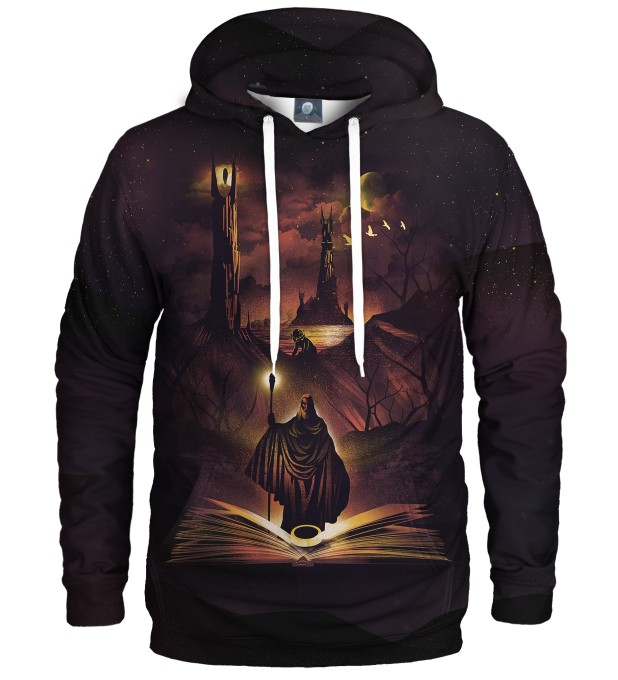 ONE RING TO RULE THEM ALL HOODIE Thumbnail 1