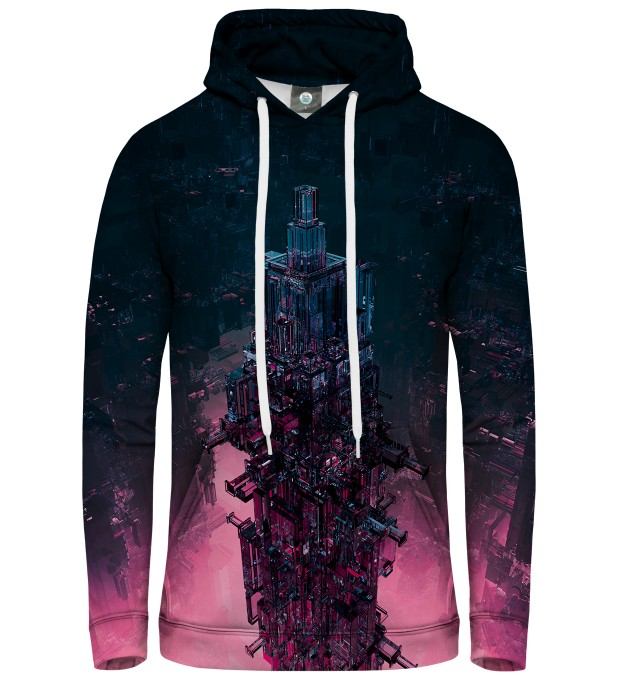 GLASS TOWER HOODIE Thumbnail 1