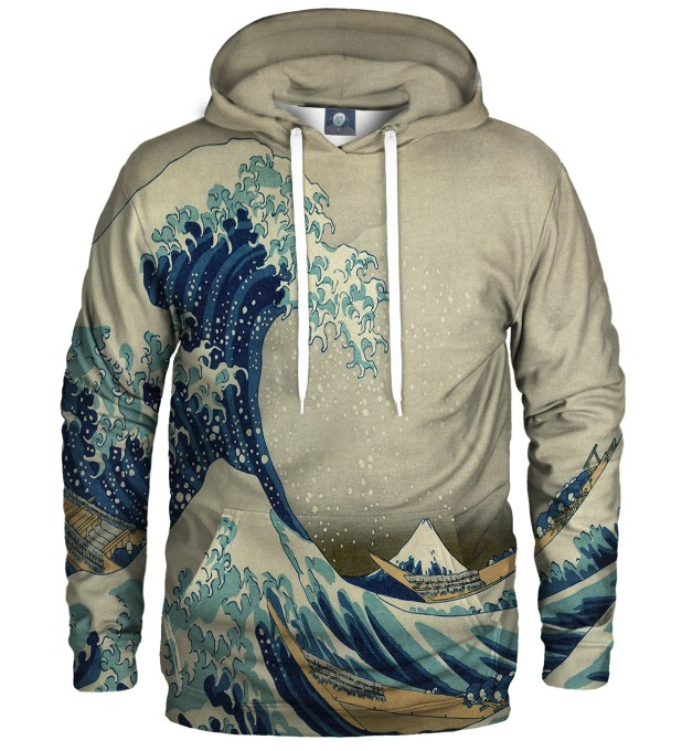 GREAT WAVE HOODIE Thumbnail 1