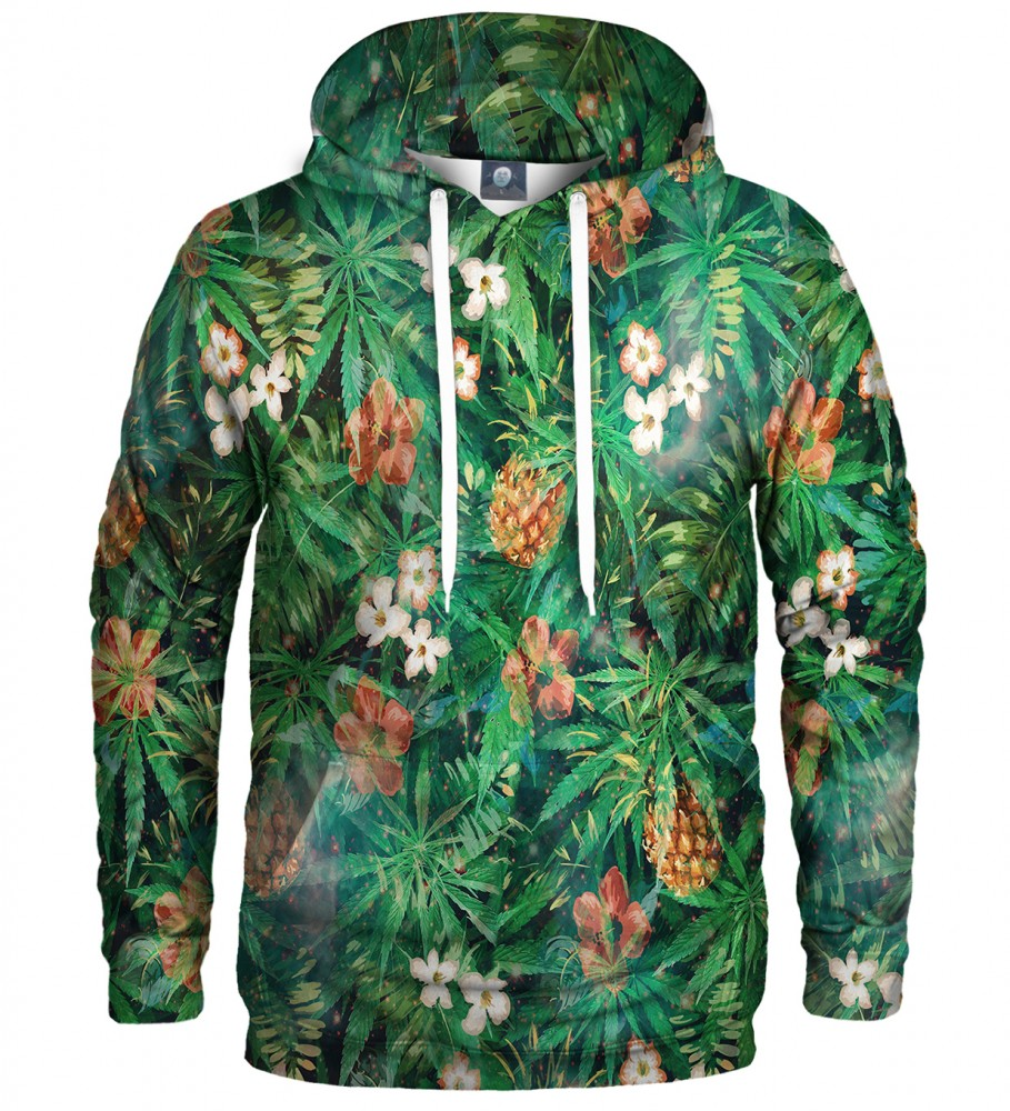 Aloha From Deer, SMOKE IT ALL HOODIE Image $i
