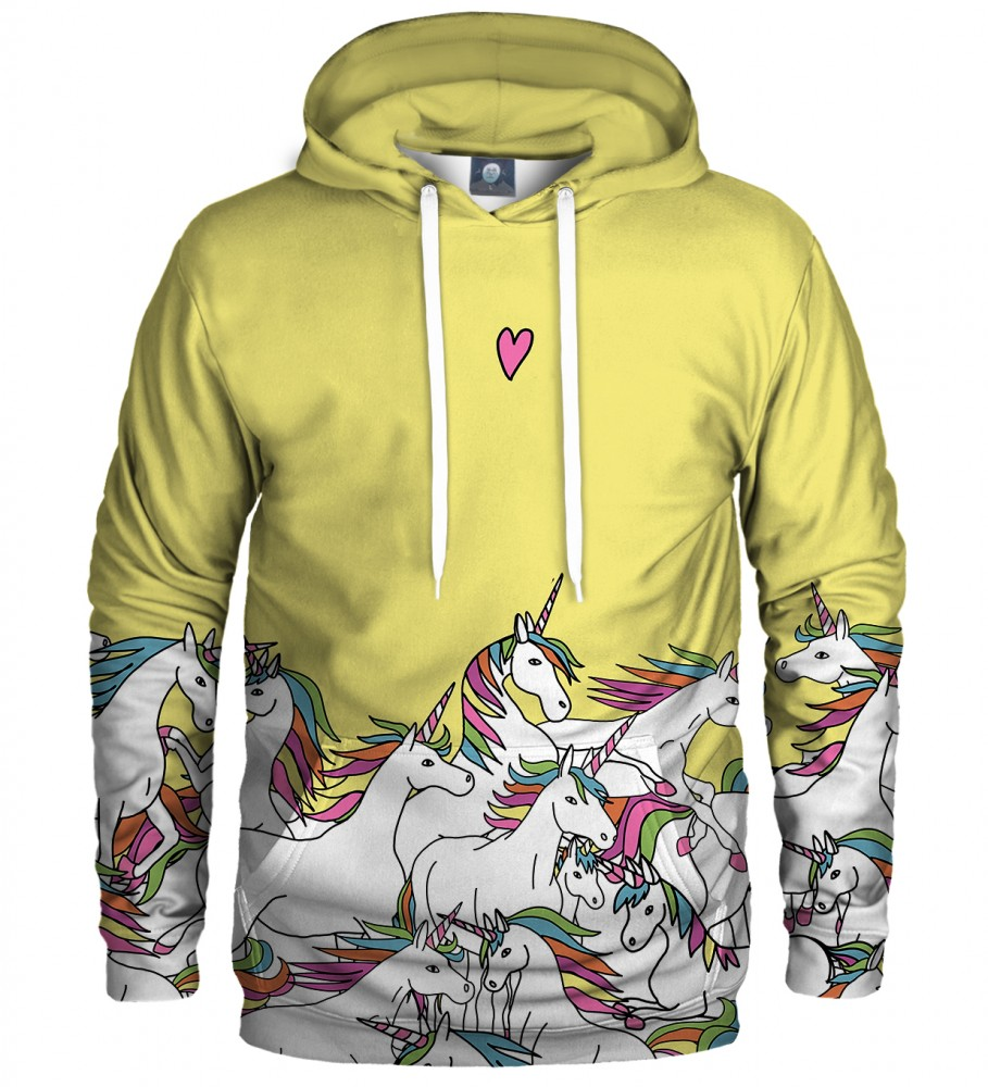Aloha From Deer, UNICORN HOODIE Image $i