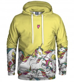 Aloha From Deer, UNICORN HOODIE Thumbnail $i
