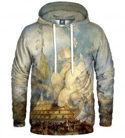 Aloha From Deer, THE BATTLE OF TRAFALGAR  HOODIE Thumbnail $i