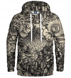 Aloha From Deer, DURER SERIES - FIFTH SEAL HOODIE Thumbnail $i