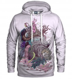 Aloha From Deer, FOREST WARDEN HOODIE Thumbnail $i