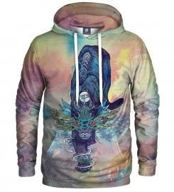 Aloha From Deer, SPECTRAL CAT HOODIE Thumbnail $i
