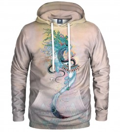 Aloha From Deer, JOURNEYING SPIRIT - ERMINE HOODIE Thumbnail $i