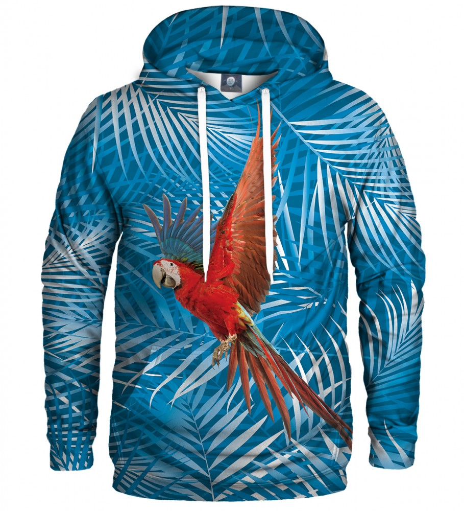 Aloha From Deer, THE PARROT HOODIE Image $i