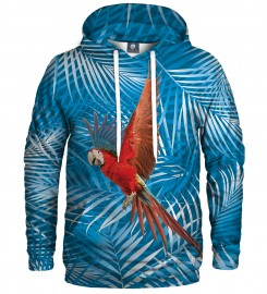 Aloha From Deer, THE PARROT HOODIE Thumbnail $i