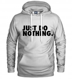 Aloha From Deer, JUST DO NOTHING HOODIE Thumbnail $i