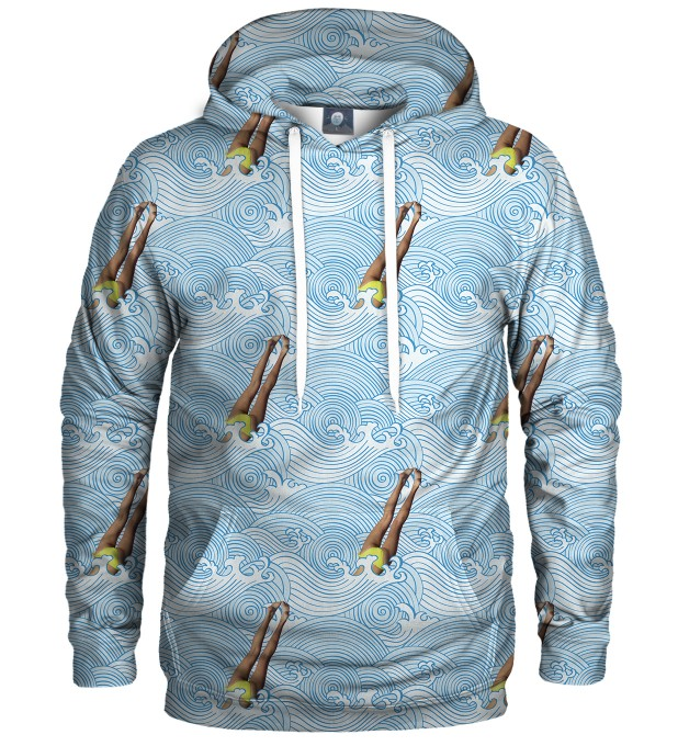 SWIMMERS HOODIE Thumbnail 1