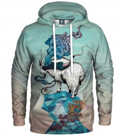Aloha From Deer, SEEKING NEW HEIGHTS HOODIE Thumbnail $i