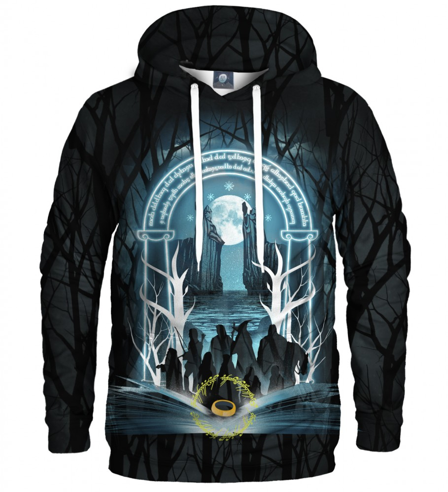 Aloha From Deer, THE FELLOWSHIP HOODIE Image $i