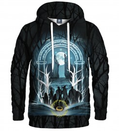 Aloha From Deer, THE FELLOWSHIP HOODIE Thumbnail $i
