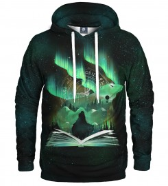 Aloha From Deer, GOLDEN COMPASS HOODIE Thumbnail $i