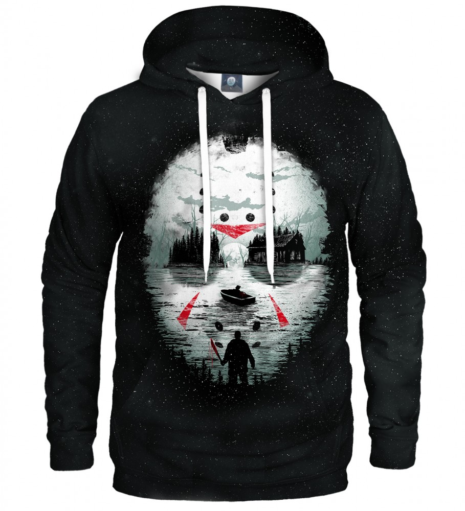 Aloha From Deer, FRIDAY THE 13TH HOODIE Image $i