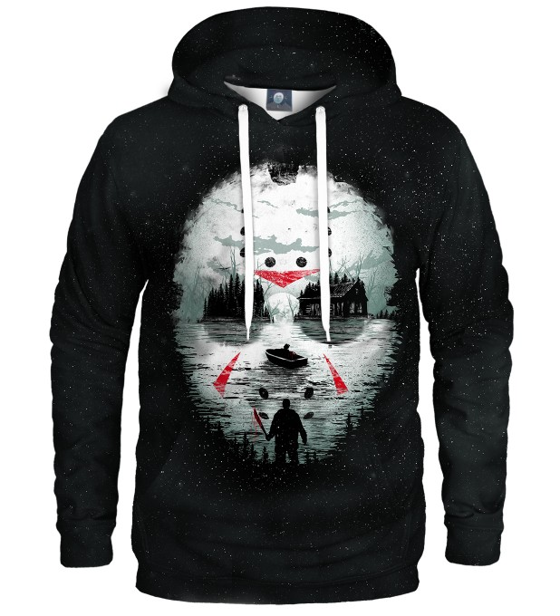 BLUZA Z KAPTUREM FRIDAY THE 13TH Miniatury 1