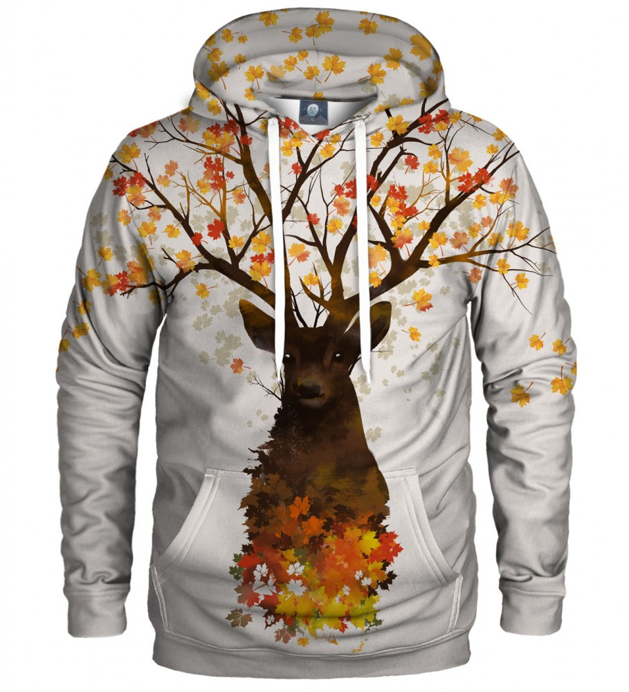 Aloha From Deer, INTO THE WOODS HOODIE Image $i