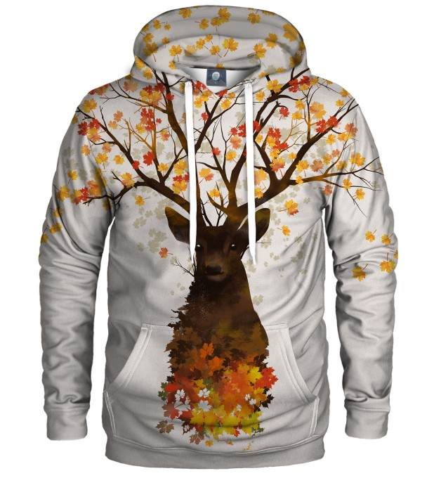 BLUZA Z KAPTUREM INTO THE WOODS Miniatury 2