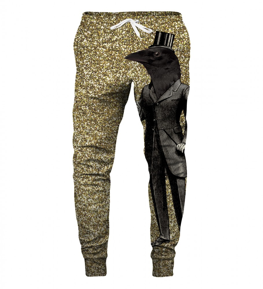 Aloha From Deer, RAVEN SWEATPANTS Image $i