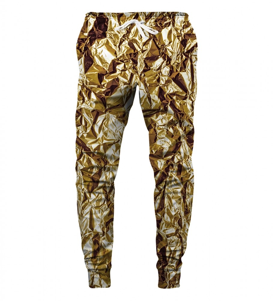 Aloha From Deer, GOLDEN SWEATPANTS Image $i