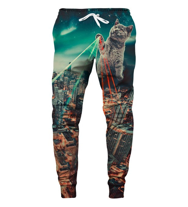 EVIL CAT SWEATPANTS Thumbnail 1