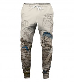 Aloha From Deer, ALL THE LINES SWEATPANTS Thumbnail $i