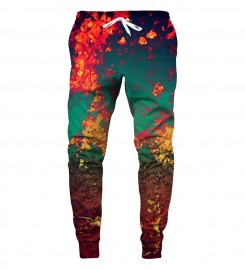 Aloha From Deer, RUST SWEATPANTS Thumbnail $i