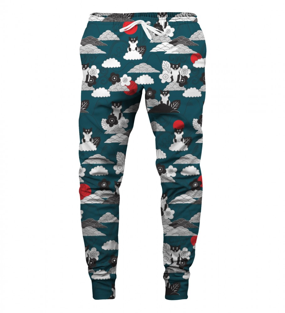 Aloha From Deer, SHIBA INU SWEATPANTS Image $i