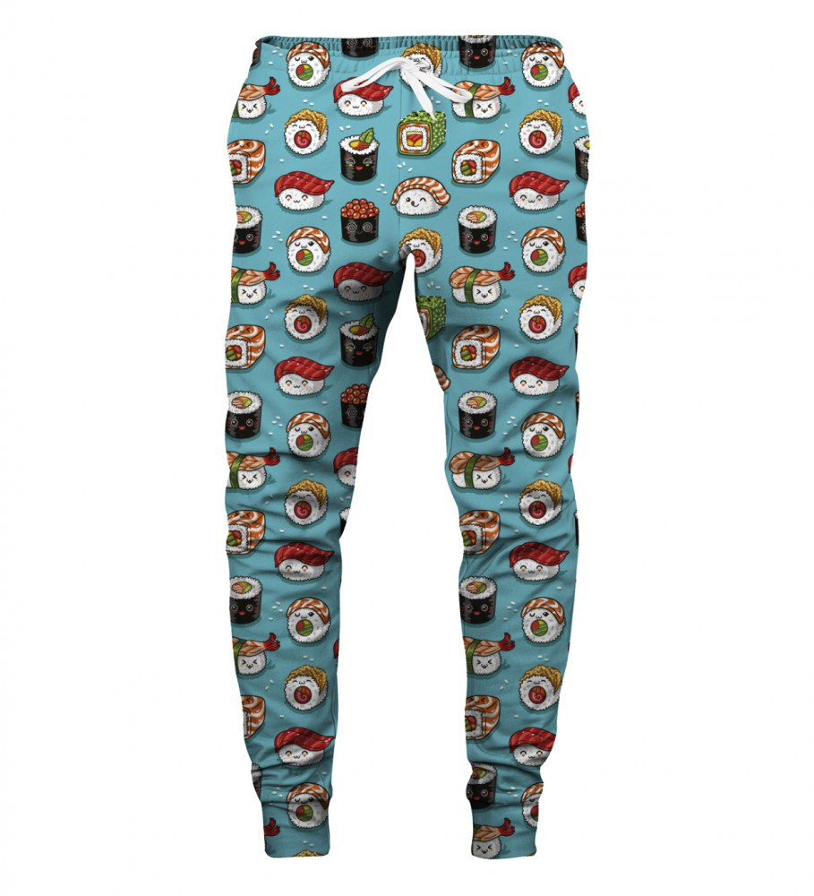 Aloha From Deer, SUSHI SWEATPANTS Image $i