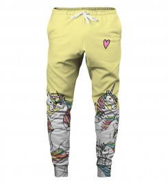 Aloha From Deer, UNICORN SWEATPANTS Thumbnail $i
