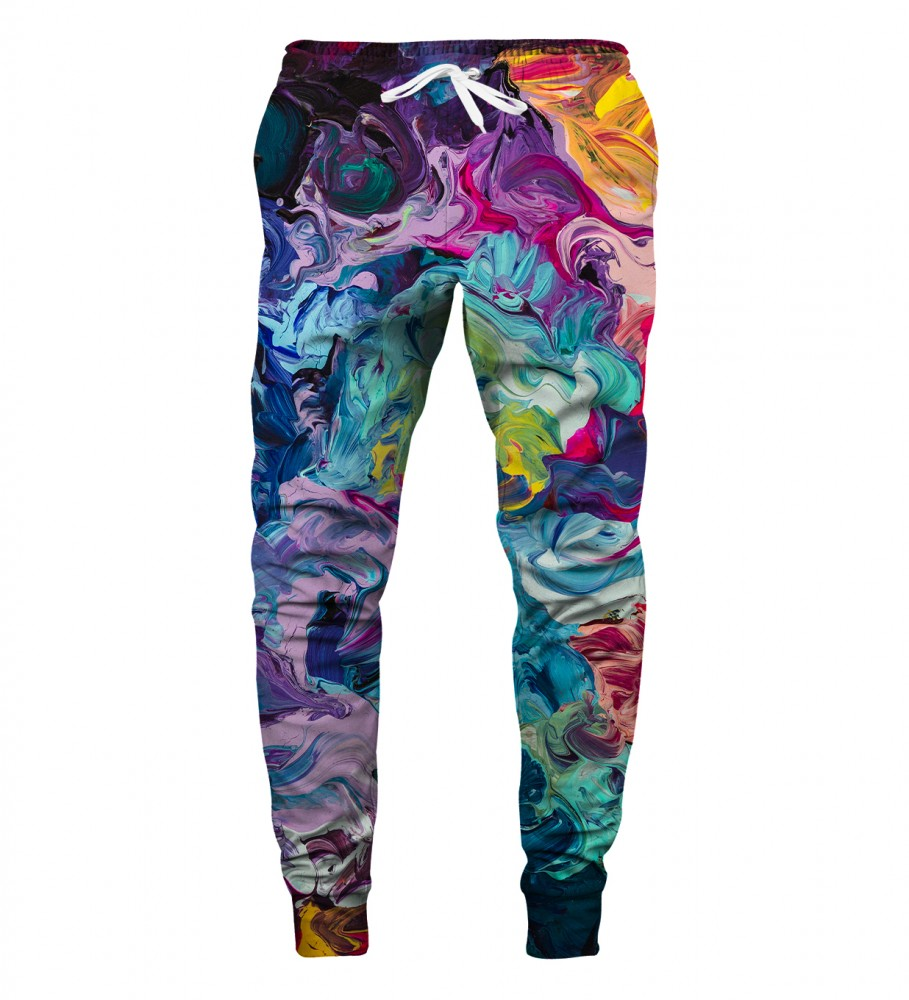 Aloha From Deer, PAINTJOB SWEATPANTS Image $i