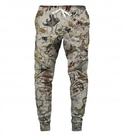 Aloha From Deer, MAP OF THE SKY SWEATPANTS Thumbnail $i