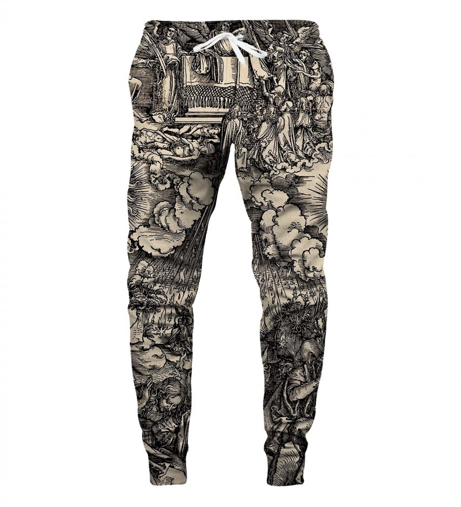 Aloha From Deer, DURER SERIES FIFTH SEAL SWEATPANTS Image $i