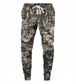 Aloha From Deer, DURER SERIES FIFTH SEAL SWEATPANTS Thumbnail $i