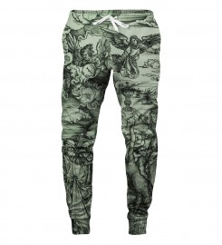 Aloha From Deer, DURER SERIES APOCALYPSE SWEATPANTS Thumbnail $i