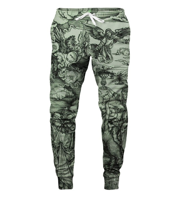 DURER SERIES APOCALYPSE SWEATPANTS Thumbnail 1