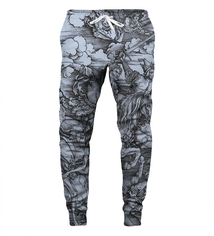 Aloha From Deer, DURER SERIES FOUR RIDERS SWEATPANTS Image $i