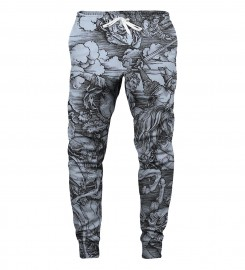 Aloha From Deer, DURER SERIES FOUR RIDERS SWEATPANTS Thumbnail $i