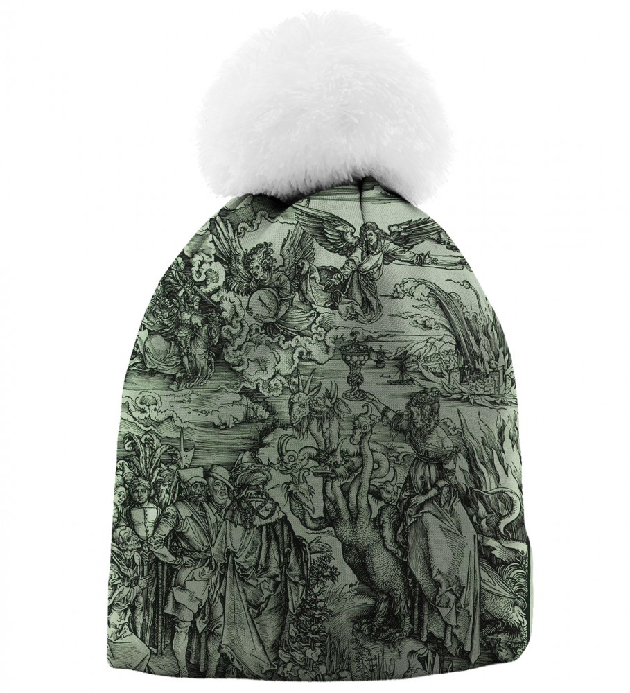 Aloha From Deer, DURER SERIES - APOCALYPSE BEANIE Image $i