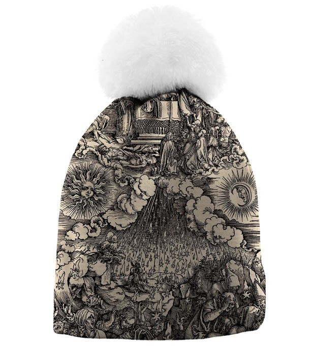 DURER SERIES - FIFTH SEAL BEANIE Miniatury 1