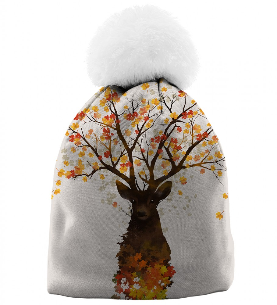 Aloha From Deer, INTO THE WOODS BEANIE Image $i
