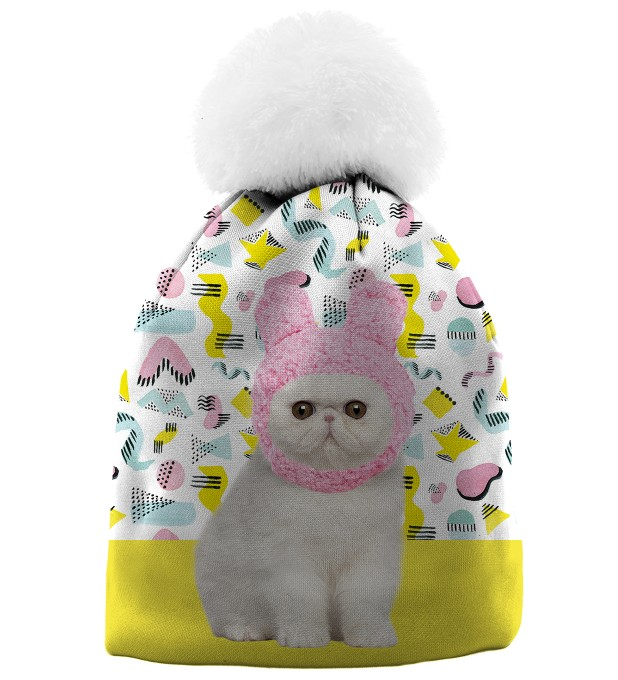 LITTLE KITTY BEANIE Thumbnail 1