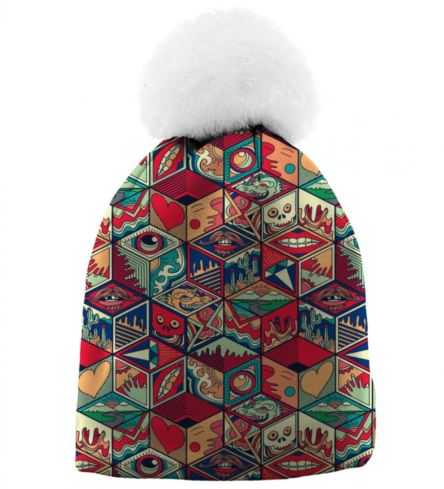 Aloha From Deer, PANDORA'S BOX BEANIE Image $i