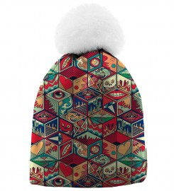 Aloha From Deer, PANDORA'S BOX BEANIE Thumbnail $i