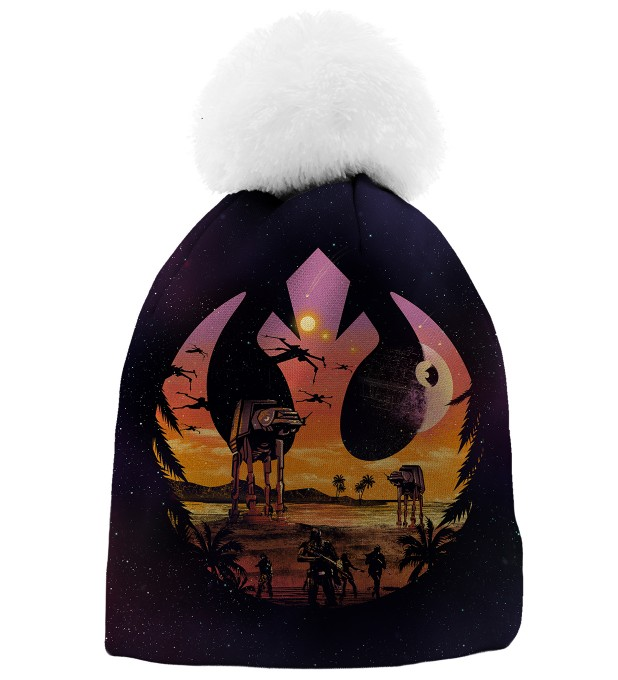 THE RESISTANCE BEANIE Thumbnail 1
