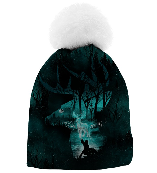 THE STAG BEANIE Thumbnail 1