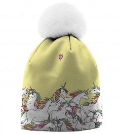 Aloha From Deer, UNICORN BEANIE Thumbnail $i