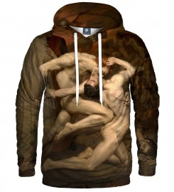 Aloha From Deer, DANTE'S BITE HOODIE Thumbnail $i
